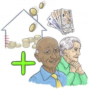 claiming housing benefit with pension credit 400 copy
