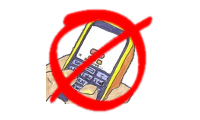 can't phone
