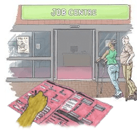 Form and jobcentre