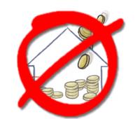 No housing benefit