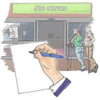 Write to Jobcentre