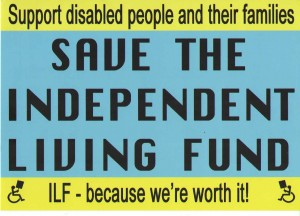 Save the ILF post card