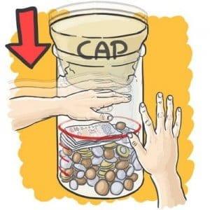 benefits cap lowered yellow bg