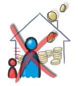 no child housing benefit