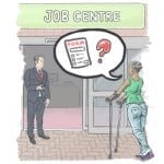 job centre - asking for form 400 SQ