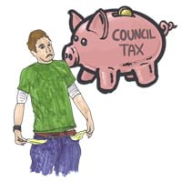 Council Tax low income