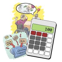 Benefits calculator