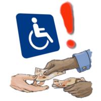 Severe disability premium